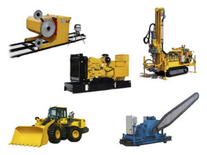 Bortmachinery elenco Macchine da cava